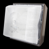 HP 58W LED Day White Square Canopy Light -- 110012