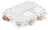 4.4 GHz to 5.1 GHz, SMA, GaN Bi-Directional Amplifier, C-Band, 10W Psat, 10dB Tx Gain, 20% Efficiency, 2 microsec speed, Manual T/R Control -- FM15B5005 -Image