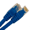 CAT6 550MHZ ETHERNET PATCH CORD BLUE 5 FT -- 26-261-60