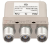 SPDT Failsafe DC to 10 GHz Electro-Mechanical Relay Switch, 50W, 12V, TNC -- FMSW6198 -Image