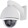 OUTDOOR 3.5 inch High Speed PTZ Dome, 1/4 inch Sony Super HAD CCD, 500 TV Line, 10X Optical 10X Digital Zoom, 360 degree Pan, 180 degree Tilt, 127 Preset