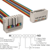 Rectangular Cable Assemblies -- M3DEK-1618R-ND -Image