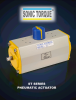 Sonic Torque Series Pneumatic Actuator -- Model ST110