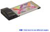 3-Port FireWire 1394a + 1394b CardBus -- CBFW330