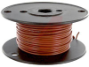 Wire, Hook-Up; 16 AWG; 26/30; 0.016 in.; 0.095 in.; -40 degC; 80 degC; 300 V; -- 70193729
