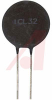 Thermistor; 1; 30 A (Max.) Steady State; -40; 185; Black Silicone; 0.245