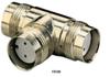 Twinax T Connectors -- FD030