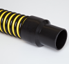 Rugged Yellow Polyethylene Copolymer Hose -- Genesis® Tiger Tail® 3