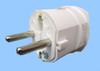 16A/250V Continental European Angled Plug -- 88010967 - Image