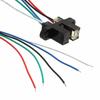 Optical Sensors - Photointerrupters - Slot Type - Logic Output -- OPB483T11Z-ND -Image
