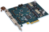 PCIe Carrier Card for AcroPack® or mini-PCIe Mezzanine Modules, Two Slots -- APCe7020