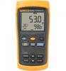 Single Input Thermometer,60Hz, w/USB Recording -- 53-2 B