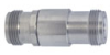 5103 Coaxial Adapter, Precision (Type N, 18 GHz) - Image