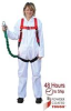 Web Lanyard With Safety Harness -- HWP-LH-XL -Image