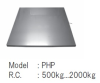 PHP-1250 Series High Accuracy Platform Scale -- PHP-1T-1250