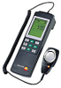 testo 545, light meter, incl. probe, battery and calibration protocol -- 0560 0545