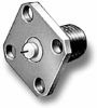 RF Coaxial Panel Mount Connector -- 5308-2CCSF -Image