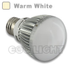 PAR20 LED Bulbs Globe, 5W - Warm White -- LB-GL-P20-G-WW