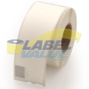 Dymo Compatible LV-30254 Clear Address Labels -- LV-30254