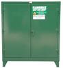 Pesticide Container Storage Cabinet -- 60.5GRN/PE/SC