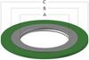 Gasket -- Spiral Wound Gasket -- View Larger Image