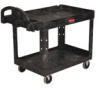SERVICE 2 SHELF CART 36X24 STRUCT FOAM BEI -- RCP 4520-88 BEI