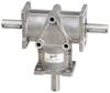 Aluminum Right Angle Bevel Gear Box -- 5ARA2-LR10 - Image
