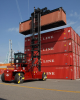 Loaded ISO Container Handler, 90,000 lbs Capacity by Taylor Machine Works -- THDC-975