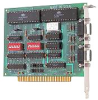 Dual-Channel RS-422 Serial Interface Board with 16550 UART -- CIO-DUAL422/550