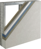 Prefabricated External Wall Insulation -- Outsulation Conventional Panel