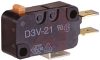 SWITCH;BASIC , SNAP ACTION , LIMIT SWITCHES MINIATURE BASIC SWITCH -- 70176016