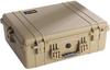 Pelican 1600 Case - No Foam - Desert Tan | SPECIAL PRICE IN CART -- PEL-1600-001-190 -Image