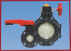 Type 57IL Isolator Lug Thermoplastic Butterfly Valves