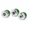 Rotary encoders // Absolute encoders (ROTACOD + ROTAMAG) // Bit parallel outputs -- ES58 • ES58S • ESC58