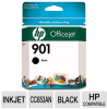 HP CC653AN#140 901 Black Officejet US Ink Cartridge -- CC653AN#140