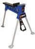 Sawhorse/Vise,43 x37 In,600 lb -- M90370