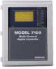 Model 7100 Multi-Channel Controller -- 7013931-1
