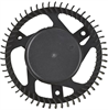 6.00 Watt (W) Power PLB07222B-B Series Type B Frameless Fan -- PLB07222B24L-B -Image