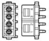 Pin & Socket Connectors -- 794287-1 -Image
