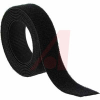 HOOK AND LOOP CABLE TIE, BLACK -- 70043790