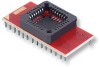 PLCC-to-DIP Adapter – RoHS/WEEE-Compliant