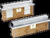 Vibration Isolator -- R7100-Isolation-Rails -Image