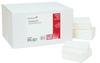 NuTrend Sontara EC M-PR921 White Cloth Cleaning Wipe - 1/4 Fold - 50 per pack - 12 in Overall Length - 13.2 in Width - NUTREND M-PR921 -- NUTREND M-PR921