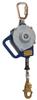 DBI-SALA Sealed-Blok Blue Self-Retracting Lifeline - 15 ft Length - 840779-07231 -- 840779-07231