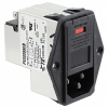 Power Entry Connectors - Inlets, Outlets, Modules -- 6609931-5-ND -Image