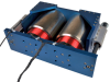 Dual Voice Coil Positioning Stage -- VCS12-2000-LB-01-C -- View Larger Image