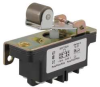 Snap Action Switch,10A,Rigid Roller Lvr -- 6HHD9