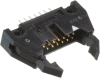 Rectangular Connectors - Headers, Male Pins -- H123755-ND -Image