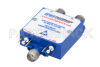 Absorptive SPDT PIN Diode Switch Operating From 8 GHz to 12 GHz Up to 0.1 Watts (+20 dBm) and Field Replaceable SMA -- PE71S6239 - Image