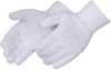 Coated & Plain Knit Gloves, Plain Seamless Knit -- 4507 - Image